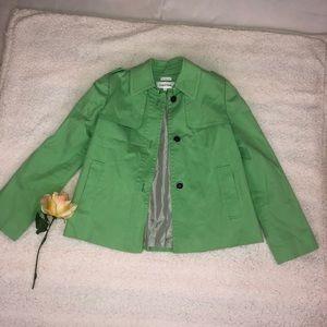 Calvin Klein Green Button Blazer  4